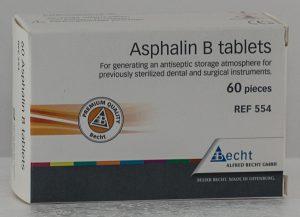 таблетки за дезинфекция Асфалин Б