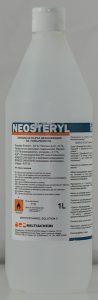 Препарат за бърза дезинфекция на повърхности Neosteryl 1l без пулверизатор