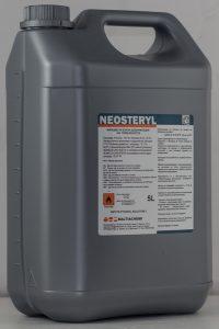 Дезинфектант за повърхности готов за употреба Neosteryl 5l