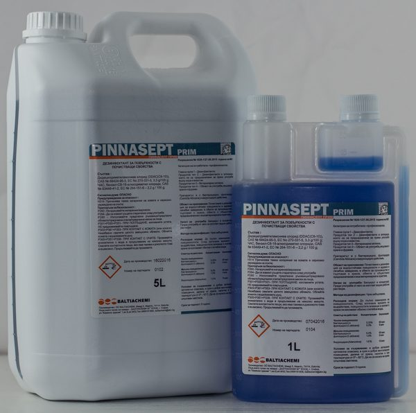 Пиннасепт Прим (Pinnasept Prim) концентрат