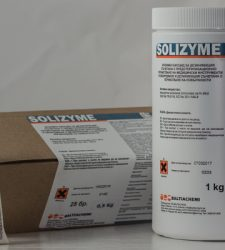 дезинфектант за почистване на медицински инструменти Solizyme