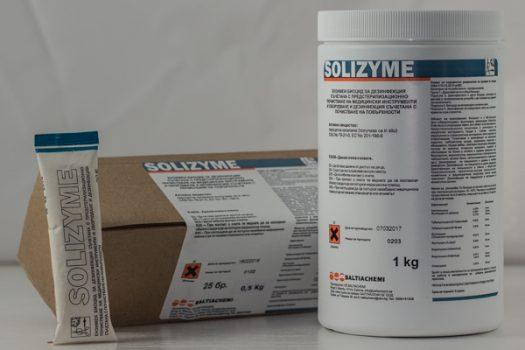 Солизим / Solizyme